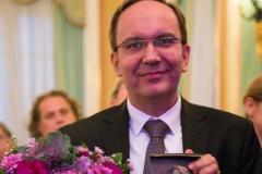 Artur Szklener laureat Nagrody im. Norwida_2016_Fot_Anita_Kot