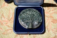 Medal Pamiątkowy Nagrody im. Cypriana Kamila Norwida, 23 września 2019, Zamek Królewski w Warszawie, fot. Tomasz Urbanek/East News