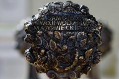 Statuetki Nagrody im. Cypriana Kamila Norwida, 23 września 2019, Zamek Królewski w Warszawie, fot. Tomasz Urbanek/East News