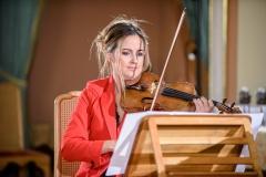 Anna Wandtke Sawars Quartet, 23 września 2019, Zamek Królewski w Warszawie, fot. Tomasz Urbanek/East News