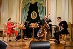 Sawars Quartet, 23 września 2019, Zamek Królewski w Warszawie, fot. Tomasz Urbanek/East News