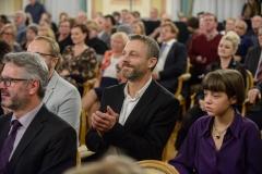 Grzegorz Damięcki, 23 września 2019, Zamek Królewski w Warszawie, fot. Tomasz Urbanek/East News