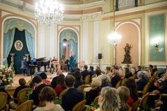 Recital Izy Połońskiej, 23 września 2019, Zamek Królewski w Warszawie, fot. Tomasz Urbanek/East News