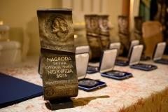 19. Statuetki Nagrody im. Cypriana Kamila Norwida