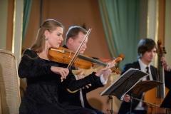 21. Oprawę muzyczną gali Nowidowskiej zapewniał Kwartet Ars Nova