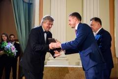 39. Piotr Paleczny odbiera Nagrodę Dzieło życia