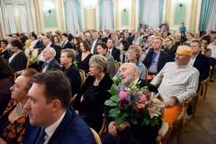 42. Laureaci, nominowani i goście zebrani w Sali Koncertowej na Zamku Królewskim w Warszawie