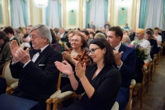 43. Goście gali wręczenia Nagród im. Cypriana Kamila Norwida