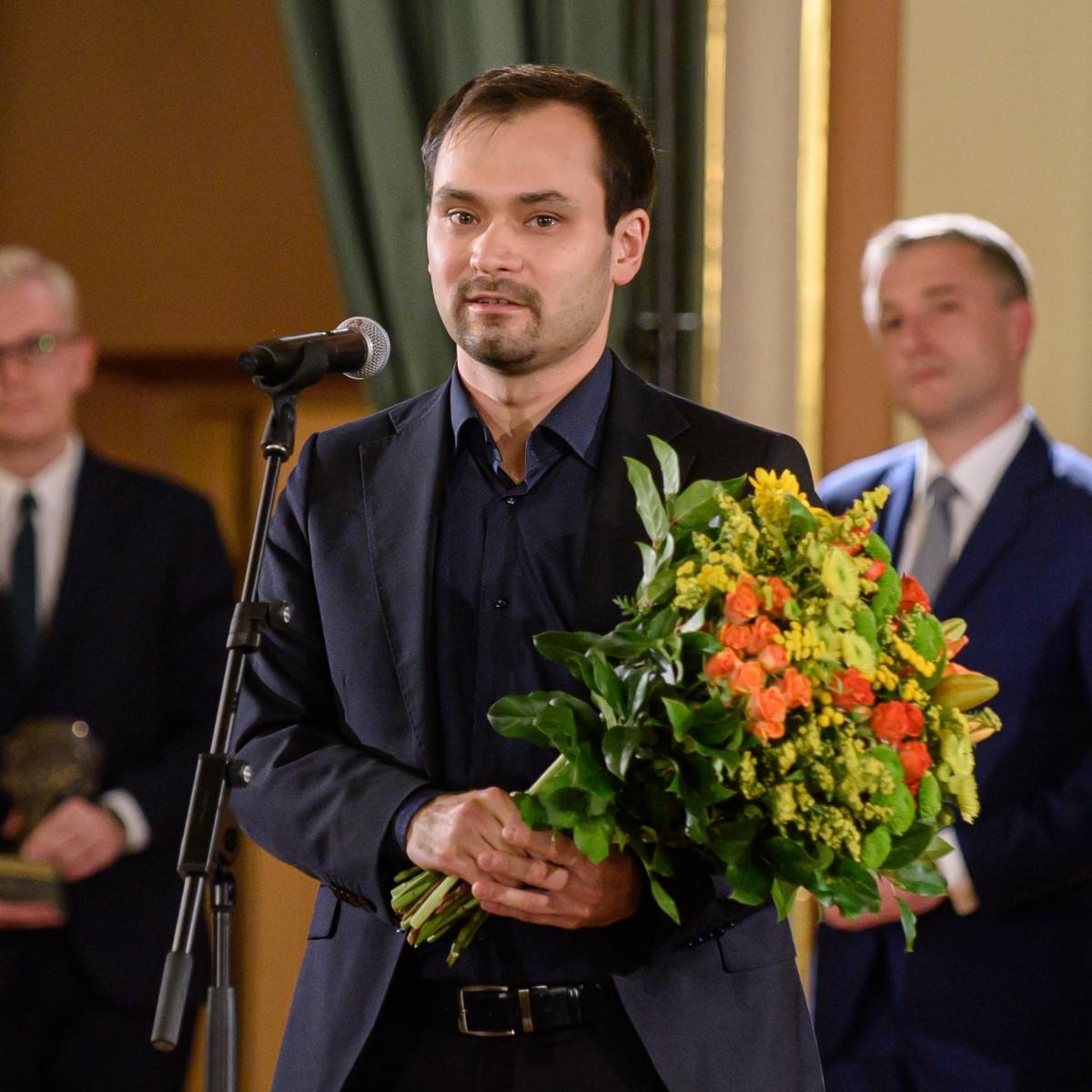 Janusz Wawrowski Laureat Muzyka Norwid 2019