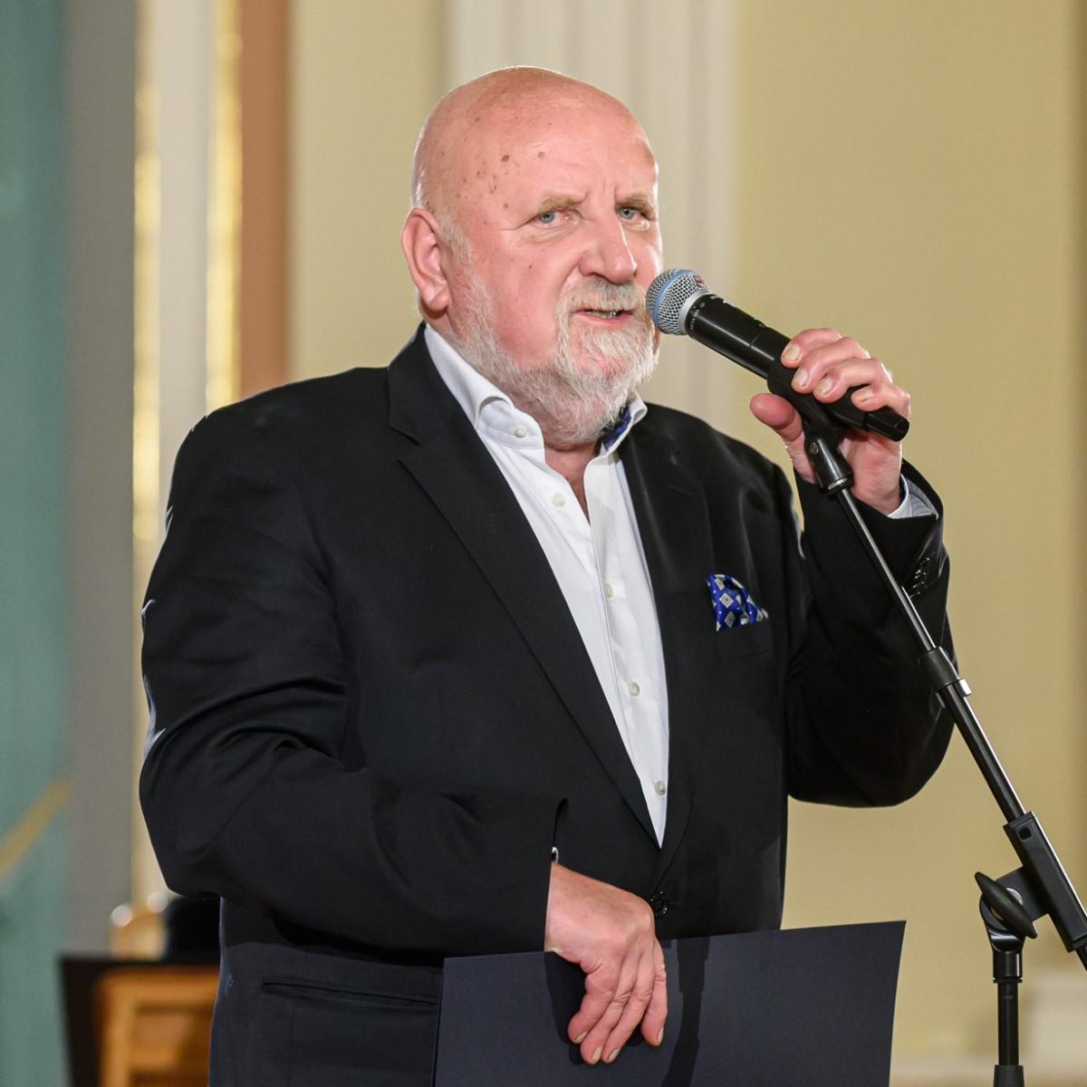 Adam Myjak laureat Dzieło życia 2019