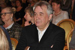 Andrzej Dudziński, nominowany w kategorii sztuki plastyczne 2014