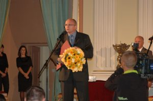 Janusz Marynowski laureat nagrody w kategorii muzyka 2012