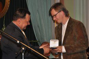 Grzegorz Zieziula nominowany w kategori muzyka 2013