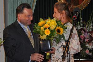 Hanna Karasińska-Eberhardt nominowana w kategorii sztuki plastyczne 2013