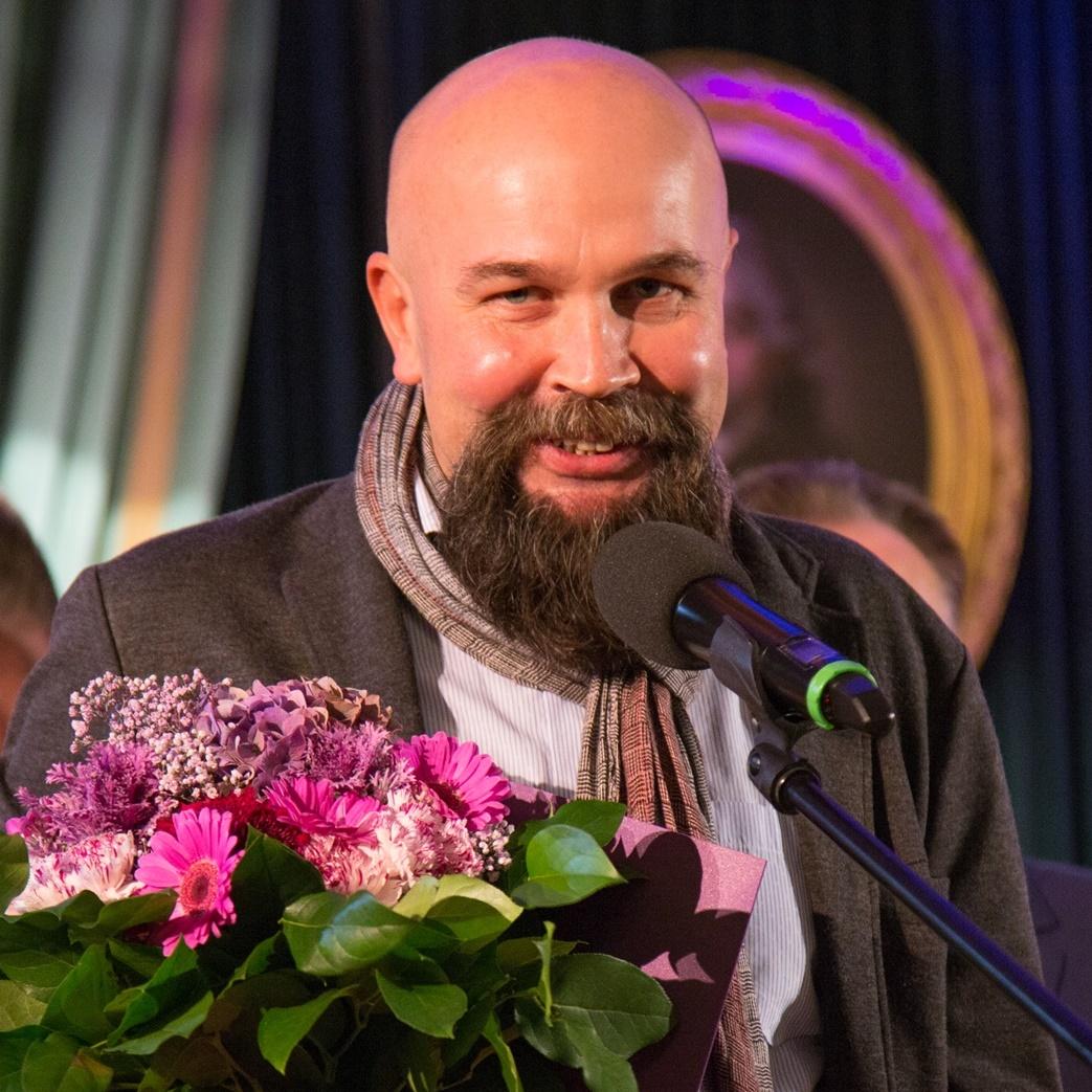 Dariusz Suska laureat w kategorii literatura 2017