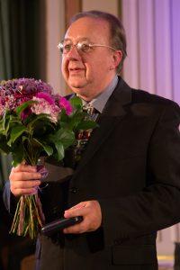 Marek Ławrynowicz nominowany w kategorii literatura 2017