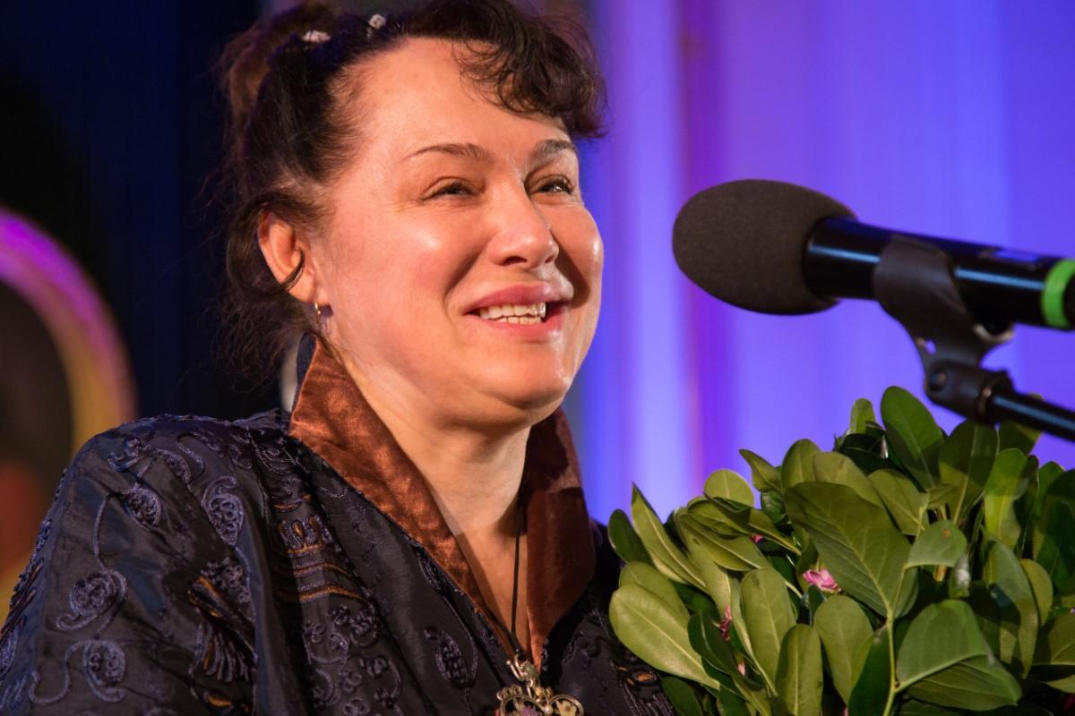 laureatka w kategorii Muzyka 2018 Maria Pomianowska
