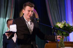 Krzysztof Szczepaniak nominowany w kategorii teatr 2017