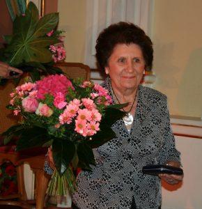 Jadwiga Mackiewicz, fot. archiwum Urzad Marszalkowski