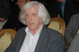 Janusz Lewandowski nominowany w kategorii sztuki plastyczne 2012