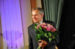 Jarosław Gajewski nominowany do Nagrody im. Norwida 2014