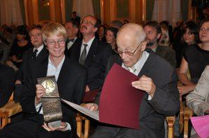 Krzysztof Boczkowski laureat w kategorii literatura 2011