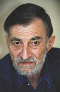 Krzysztof Gasiorowski, laureat w kategorii literatura 2003, fot k. tomaszewski