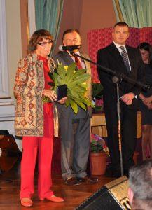 Magdalena Abakanowicz nominowana w kategorii sztuki plastyczne 2009