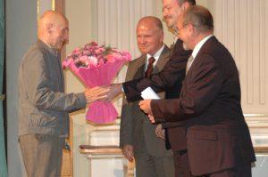 Mieczysław Wasilewski nominowany w kategorii sztuki plastyczne 2012