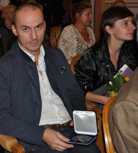 Mirosław Gryń nominowany w kategorii sztuki plastyczne 2013