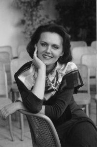 Pasiecznik Olga nominowana w kategorii muzyka 2002, fot arch. wok