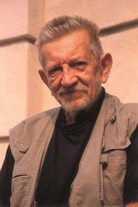 Piotr Kuncewicz laureat w kategorii literatura 2002, fot k. tomaszewski