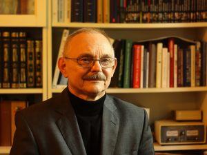 Piotr Muldner-Nieckowski laureat w kategorii literatura 2012