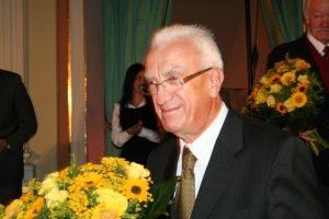 Ryszard Hunger nominowany w kategorii sztuki plastyczne 2008