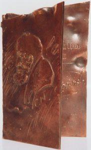 Statuetka nagrody norwida 2002