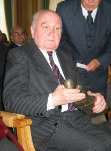 Zbigniew Sudolski laureat w kategorii literatura 2004