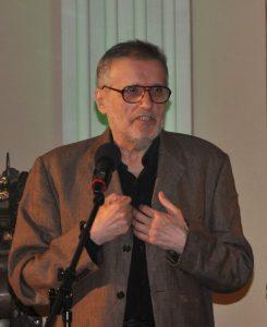 Jerzy Górzański laureat nagrody w kategorii literatura 2013