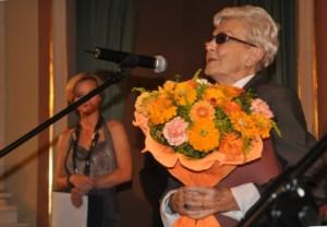 Krystyna kolińska laureatka w kategorii literatura 2010