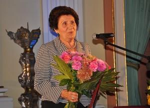 Jadwiga Mackiewicz, laureatka w kategorii muzyka 2009
