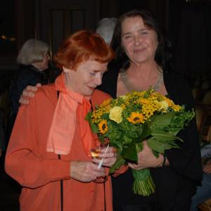 barbara Falander laureatka w kategorii sztuki plastyczne 2008