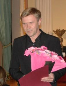 Mirosław Bałka laureat w kategorii sztuki plastyczne 2012