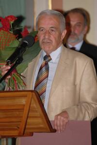 Zbigniew Zapasiewicz laureat w kategorii teatr 2006