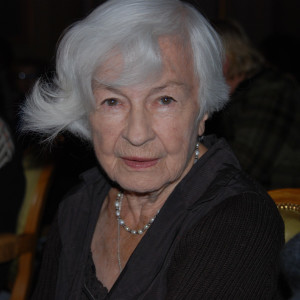 Danuta Szaflarska laureatka Nagrody Dzieło życia 2009