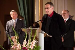 Janusz Drzewucki laureat nagrody w kategorii literatura 2014