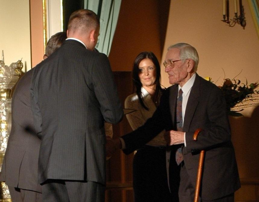 Norwid gala 2007 Jan Ekier