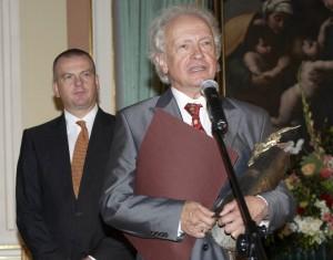 Laureat Nagrody Dzieło zycia 2010 Antoni Wit