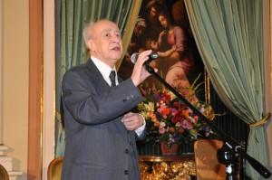 Laureat Nagrody Dzielo zycia 2011 Wieslaw Michnikowski