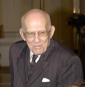 Laureat Nagrody Dzieło życia 2005 Andrzej Sadowski