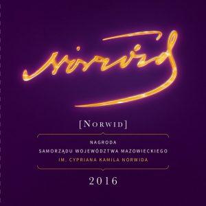 Logo Nagrody im. C. K. Norwida