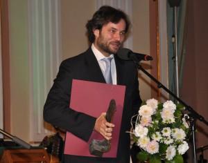 Łukasz Borowicz laureat w kategorii muzyka 2013
